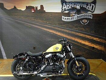 2017 Harley-Davidson Sportster for sale 200404395