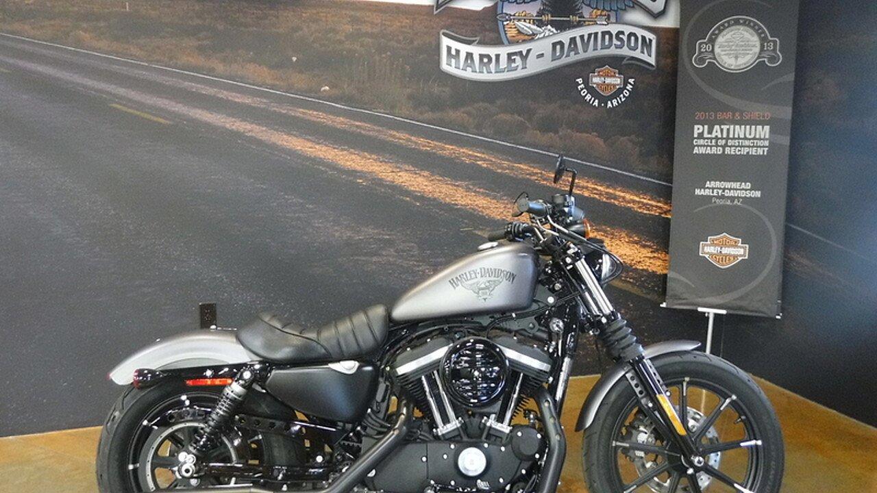 2017 Harley-Davidson Sportster for sale 200404400
