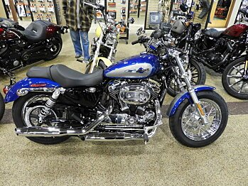 2017 Harley-Davidson Sportster Custom for sale 200420523