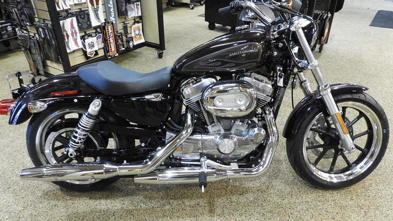 2017 Harley-Davidson Sportster Superlow for sale 200438567