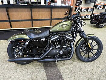 2017 Harley-Davidson Sportster Iron 883 for sale 200438572