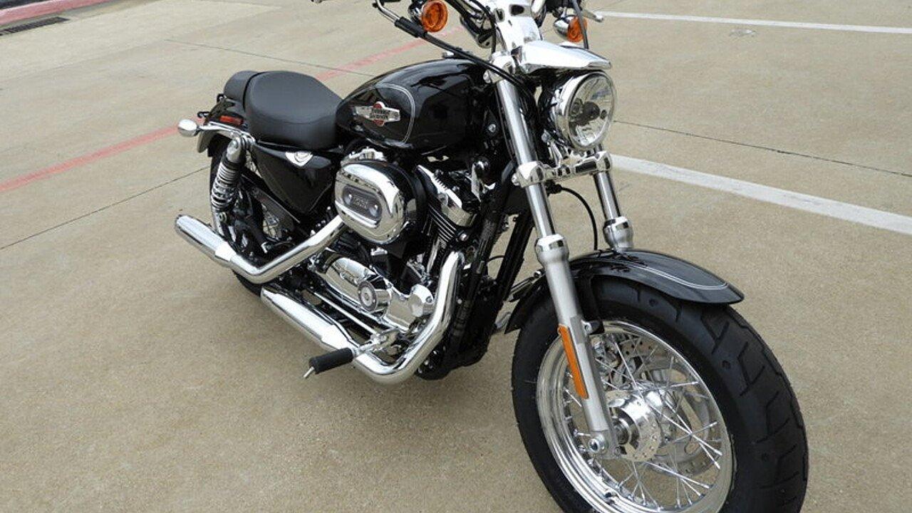 2017 Harley-Davidson Sportster Custom for sale 200452409