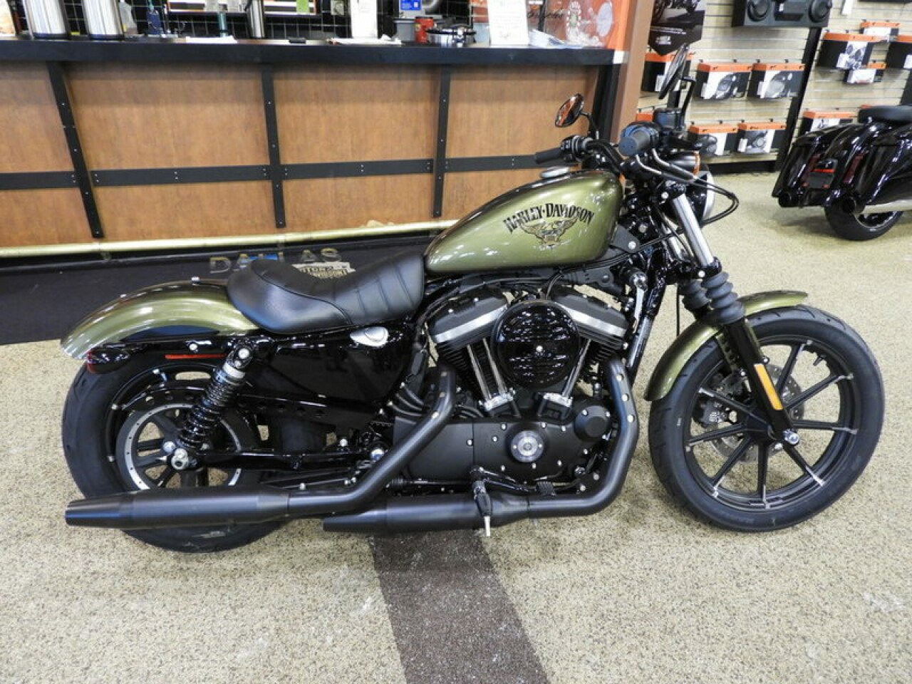 2017 Harley-Davidson Sportster Iron 883 for sale near ...