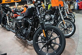 2017 Harley-Davidson Sportster Iron 883 for sale 200491098