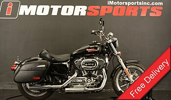 2017 Harley-Davidson Sportster SuperLow 1200T for sale 200492518