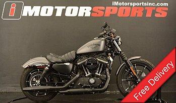 2017 Harley-Davidson Sportster Iron 883 for sale 200501370