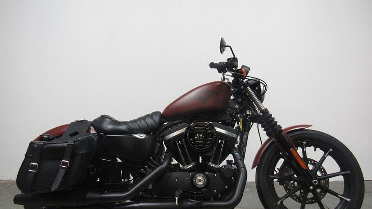 2017 Harley-Davidson Sportster for sale 200515330