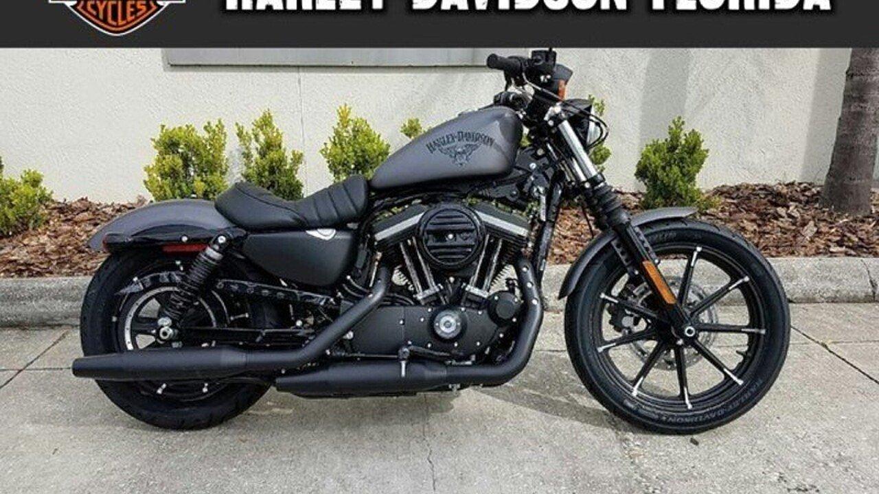 2017 Harley-Davidson Sportster Iron 883 for sale 200525225