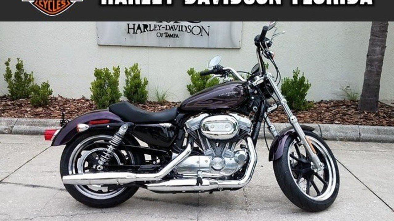 2017 Harley-Davidson Sportster SuperLow for sale 200525296