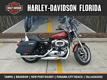 2017 Harley-Davidson Sportster SuperLow 1200T for sale 200525340