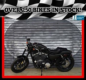 2017 Harley-Davidson Sportster Roadster for sale 200535664