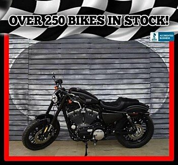 2017 Harley-Davidson Sportster Roadster for sale 200535664