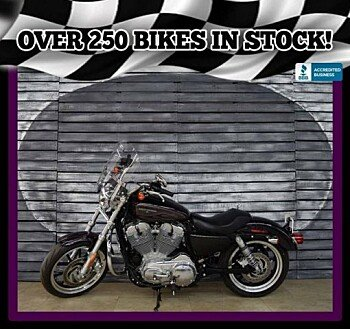 2017 Harley-Davidson Sportster SuperLow for sale 200539011
