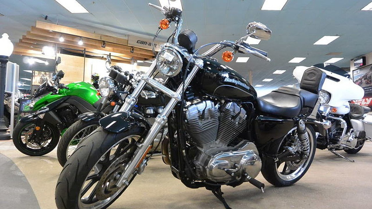 2017 Harley-Davidson Sportster SuperLow for sale 200546789
