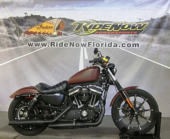 2017 Harley-Davidson Sportster Iron 883 for sale 200575091