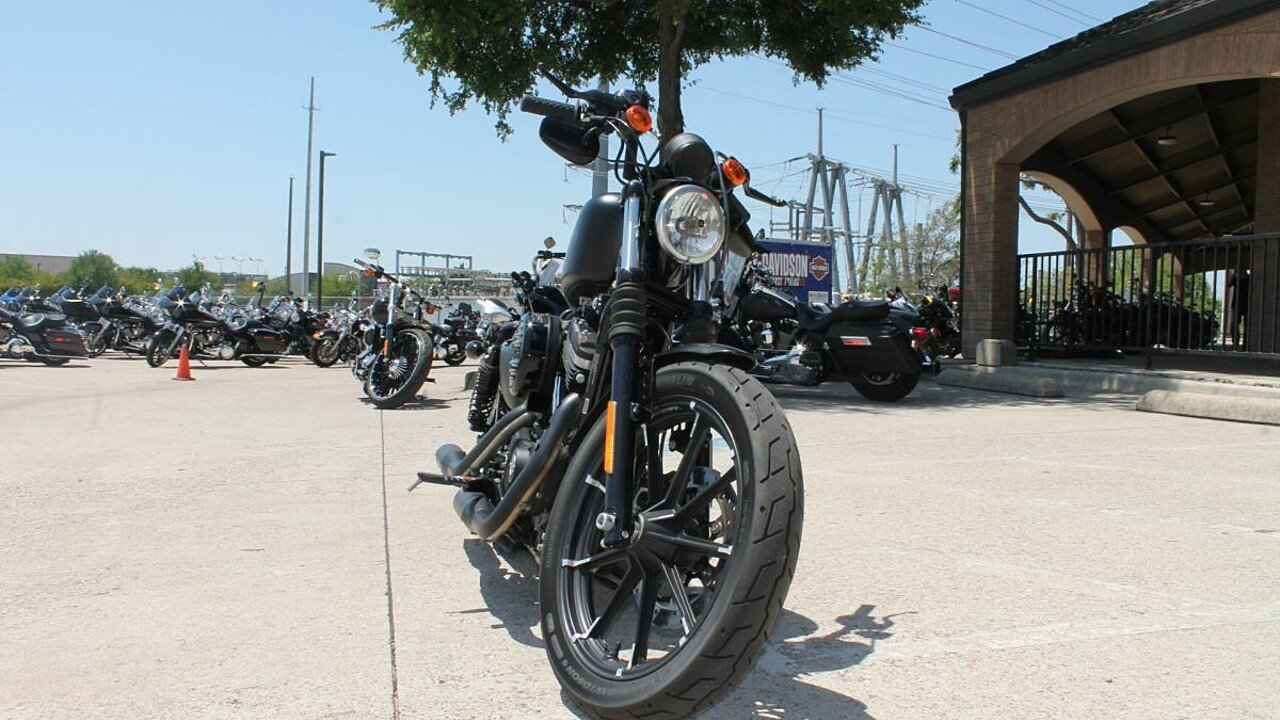 2017 Harley-Davidson Sportster Iron 883 for sale 200579866