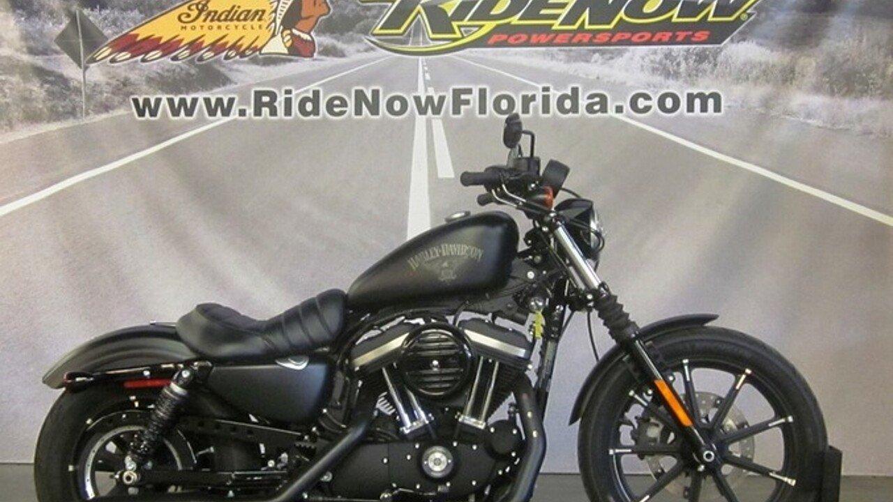 2017 Harley-Davidson Sportster Iron 883 for sale 200593242