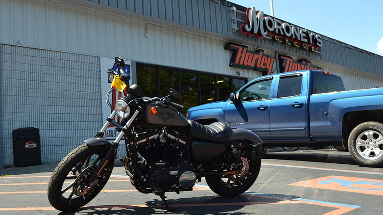 2017 Harley-Davidson Sportster Iron 883 for sale 200596958