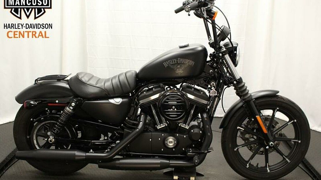 2017 Harley-Davidson Sportster Iron 883 for sale 200611988