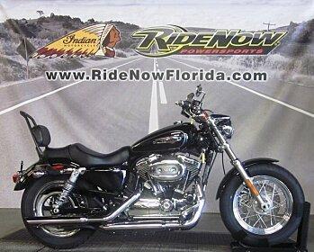 2017 Harley-Davidson Sportster Custom for sale 200613084