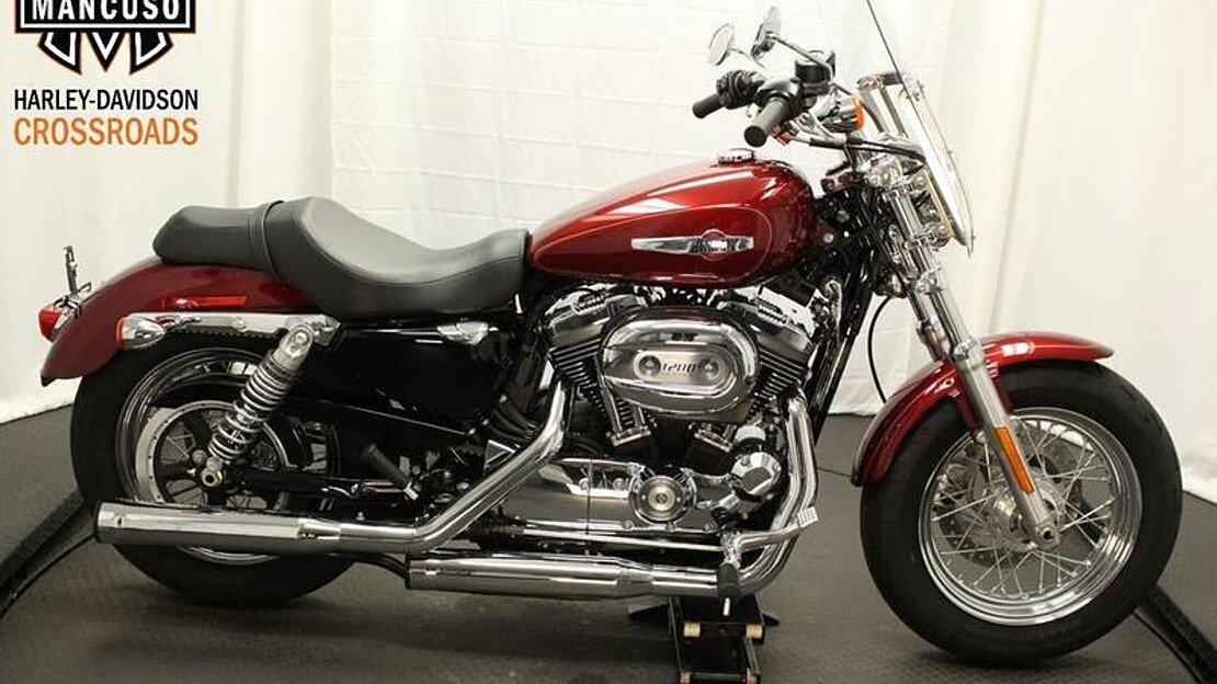 2017 Harley-Davidson Sportster Custom for sale 200624941