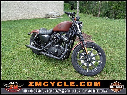 2017 Harley-Davidson Sportster for sale 200489812
