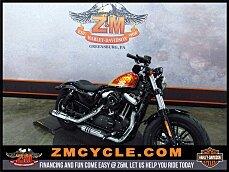 2017 Harley-Davidson Sportster for sale 200501126