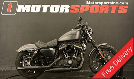 2017 Harley-Davidson Sportster Iron 883 for sale 200501370