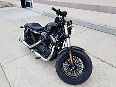 2017 Harley-Davidson Sportster Forty-Eight for sale 200541922
