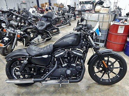 2017 Harley-Davidson Sportster Iron 883 for sale 200546140