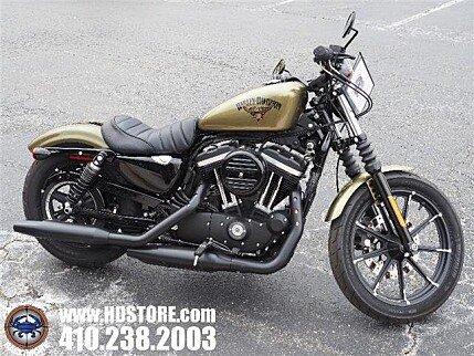 2017 Harley-Davidson Sportster for sale 200550480