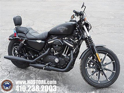 2017 Harley-Davidson Sportster Iron 883 for sale 200550484