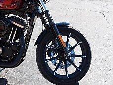 2017 Harley-Davidson Sportster Iron 883 for sale 200550568