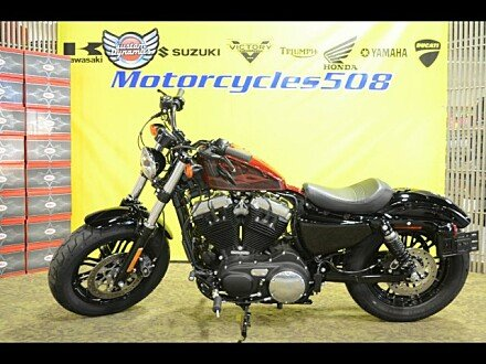 2017 Harley-Davidson Sportster Forty-Eight for sale 200574727