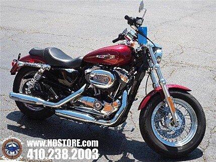 2017 Harley-Davidson Sportster Custom for sale 200603260
