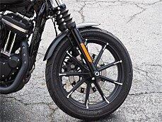 2017 Harley-Davidson Sportster Iron 883 for sale 200622829