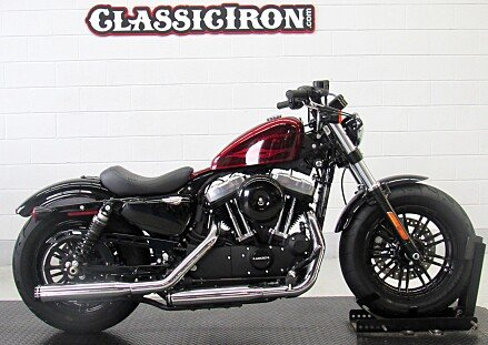 2017 Harley-Davidson Sportster Forty-Eight for sale 200638928