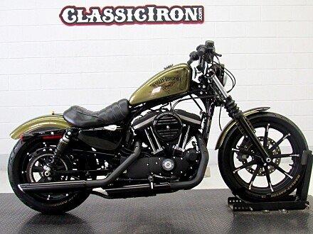 2017 Harley-Davidson Sportster Iron 883 for sale 200651657