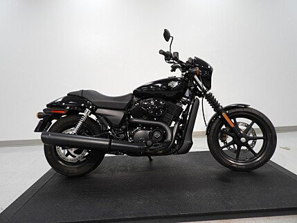 2017 Harley-Davidson Street 500 for sale 200568361