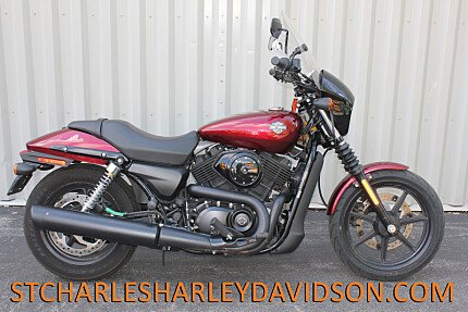 2017 Harley-Davidson Street 500 for sale 200589200