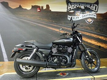2017 Harley-Davidson Street 750 for sale 200422911