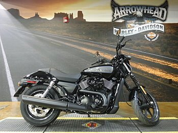 2017 Harley-Davidson Street 750 for sale 200426917