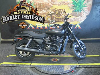 2017 Harley-Davidson Street 750 for sale 200468561