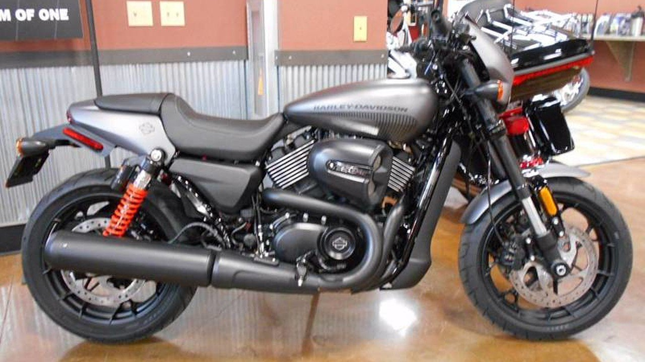 2017 Harley-Davidson Street 750 for sale 200477774