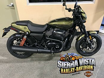 2017 Harley-Davidson Street 750 for sale 200490256