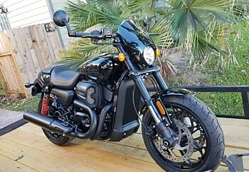 2017 Harley-Davidson Street 750 for sale 200509248