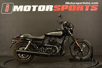 2017 Harley-Davidson Street 750 for sale 200521876