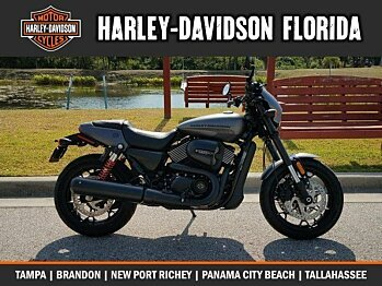 2017 Harley-Davidson Street 750 for sale 200523392