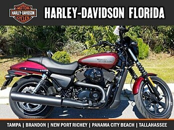 2017 Harley-Davidson Street 750 for sale 200523574