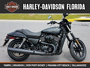 2017 Harley-Davidson Street 750 for sale 200523577